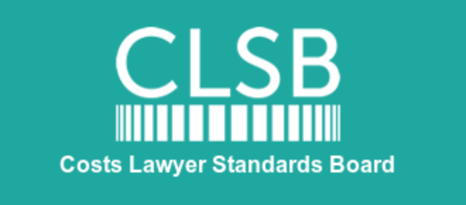 costs lawyers standards board logo